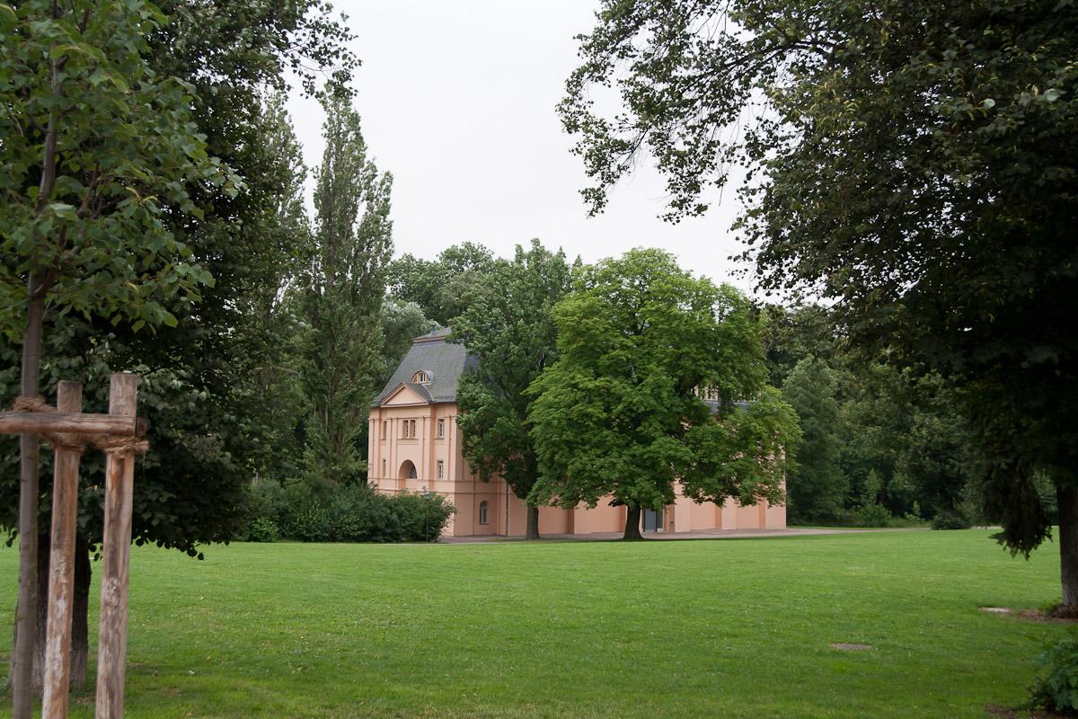 Ilmpark in Weimar