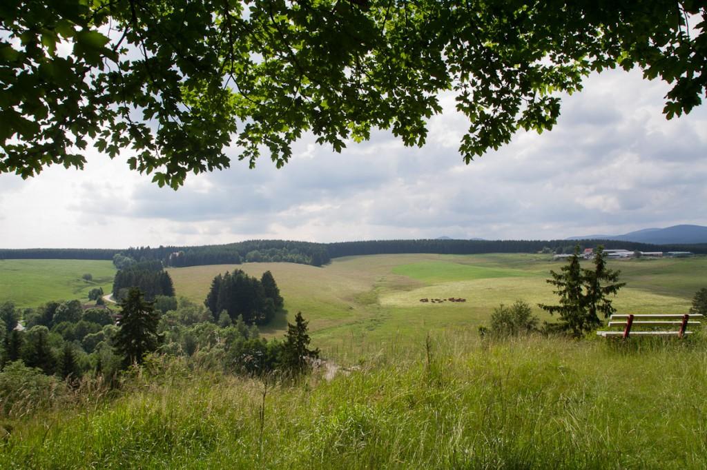 Aussicht von der Königsburg