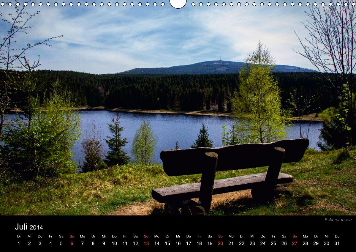 """Fotokalender """"Harz-Bilder"""""""