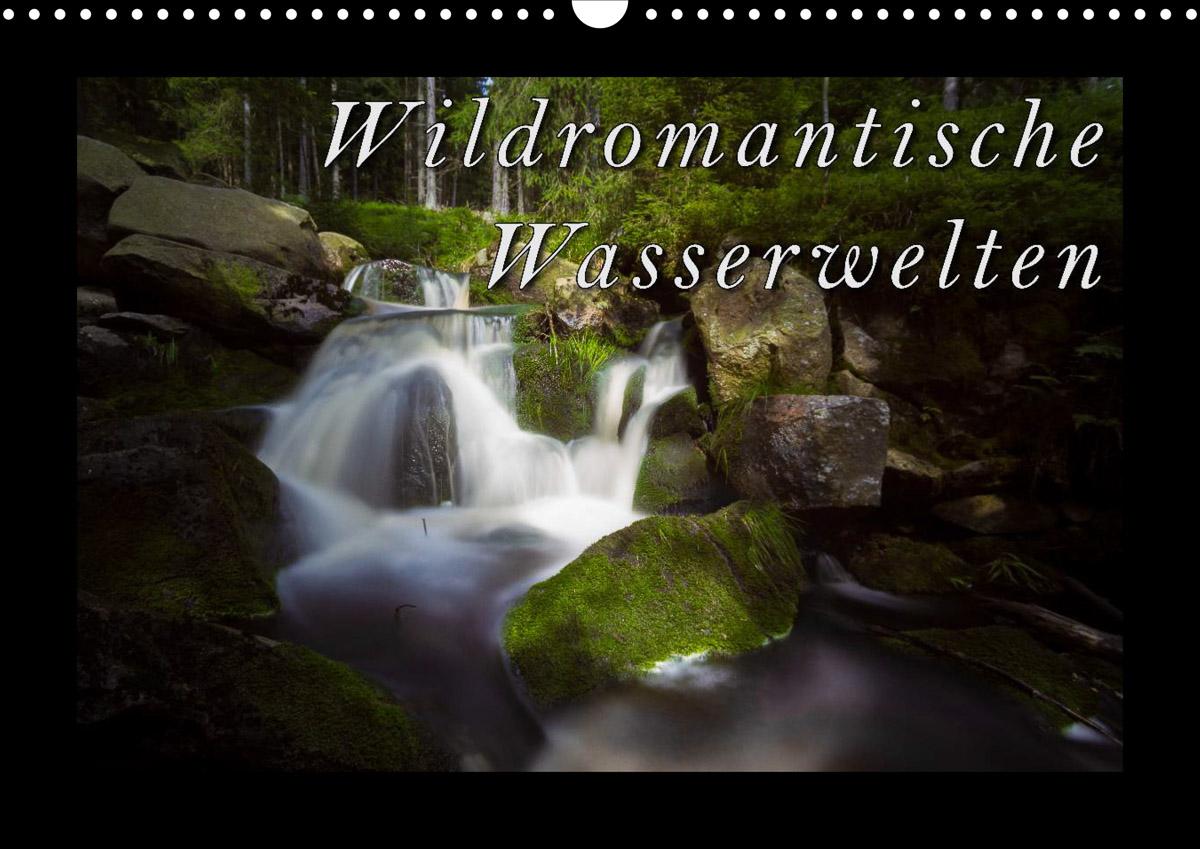 Fotokalender Wildromantische Wasserwelten
