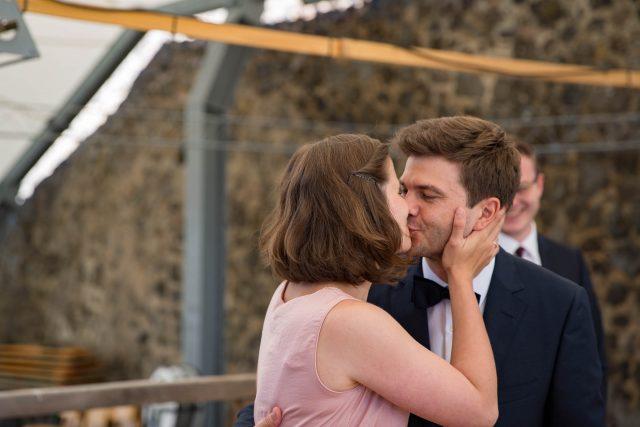 Hochzeit Anika & Nic - Trauung