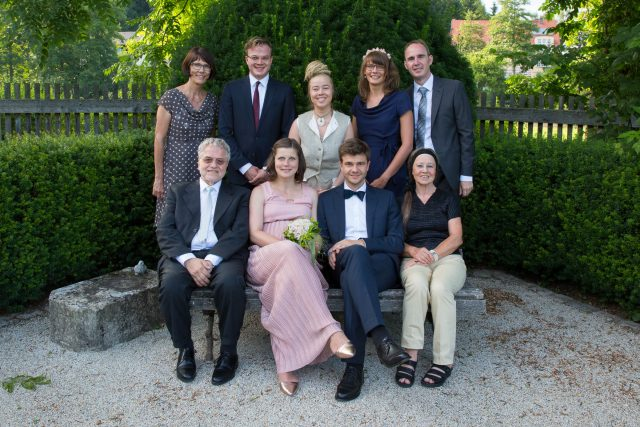 Hochzeit Anika & Nic - Gruppenfotos