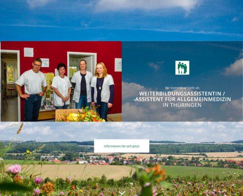 Weiterbildungsassistent für Allgemeinmedizin in Thüringen