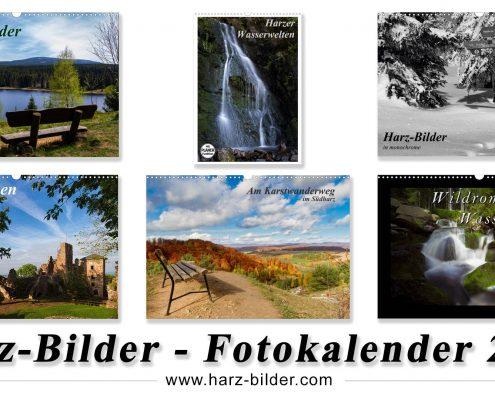 Fotokalender Harz-Bilder 2017