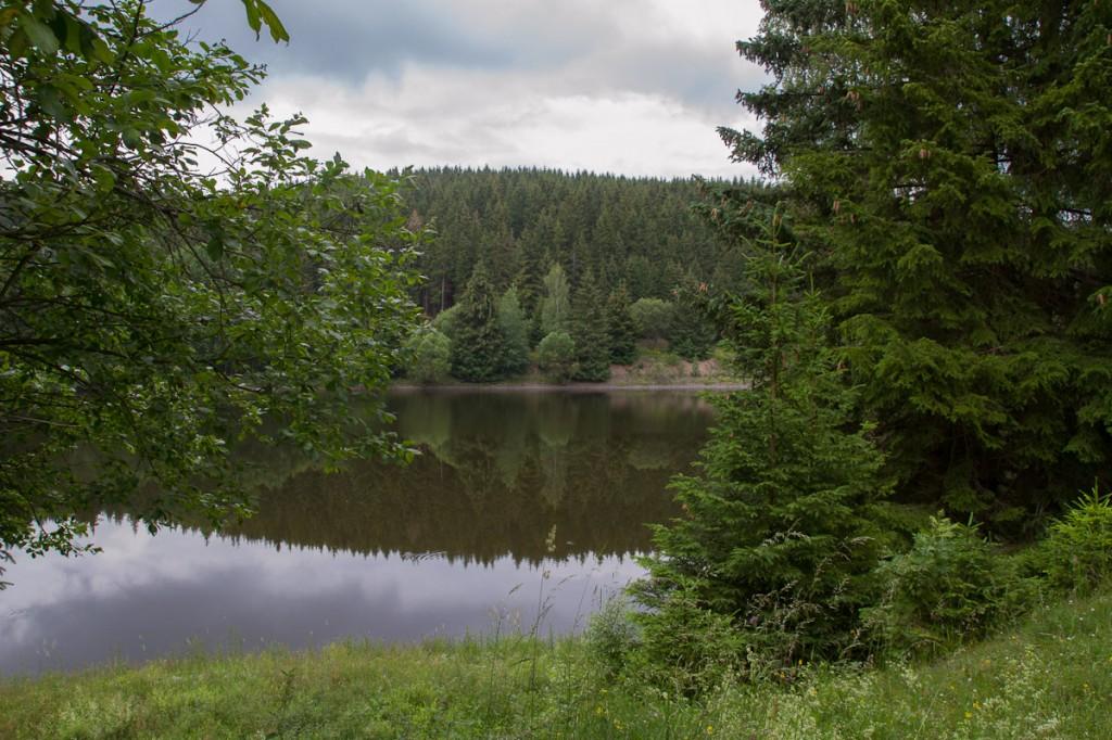 Talsperre Königshütte