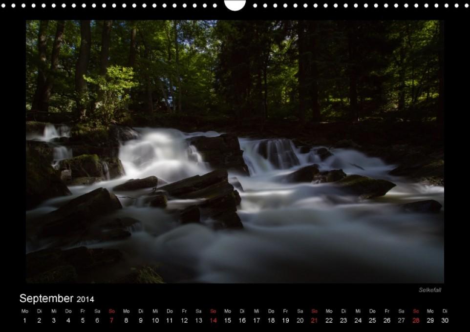 Fotokalender Impressionen aus dem Harz