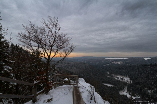 Hahnenkleeklippen - Fotowandern Harz © Andreas Levi