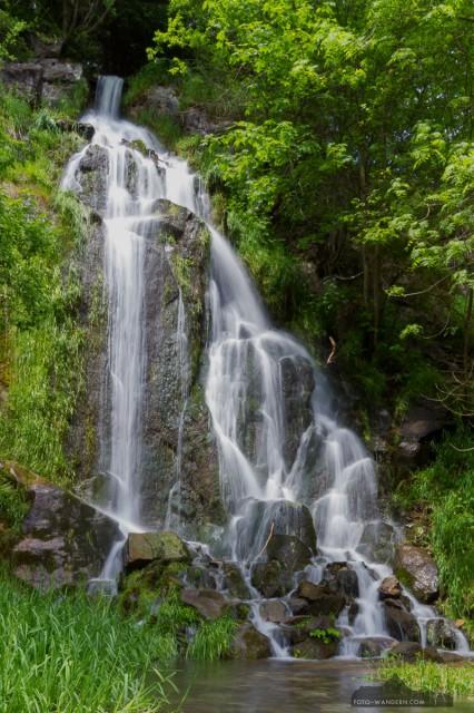 Wasserfall Königshütte