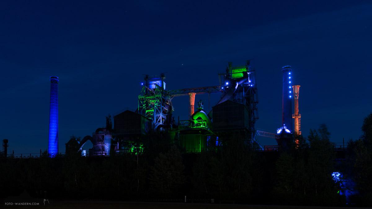 Landschaftspark Duisburg-Nord © Andreas Levi
