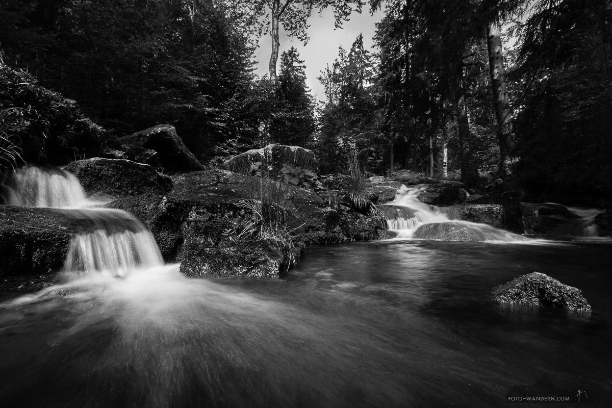 Bodefall © Andreas Levi - Foto-Wandern.com-IMG_3824-sw