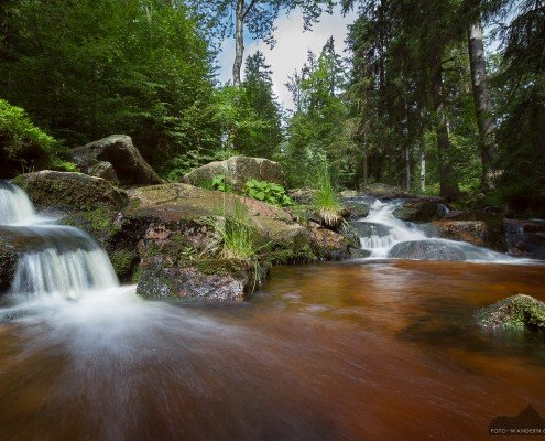 Bodefall © Andreas Levi - Foto-Wandern.com