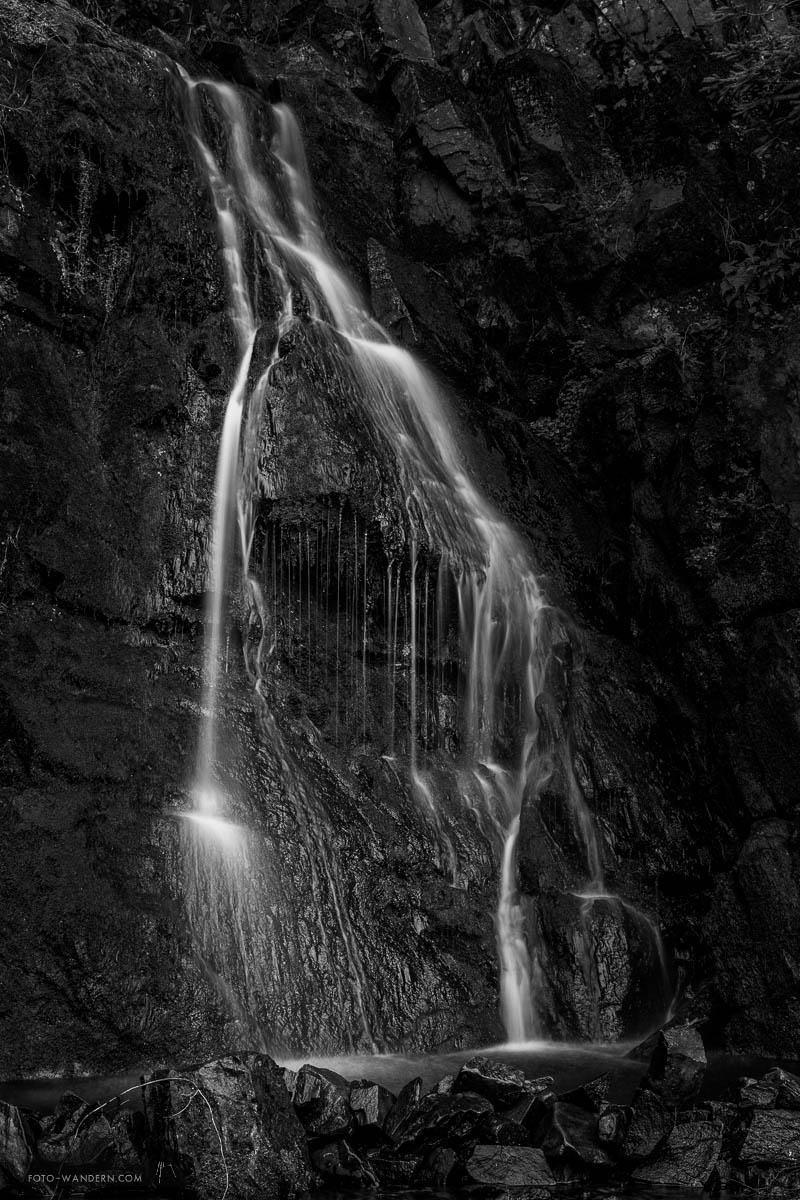Spiegeltaler Wasserfall © Andreas Levi - Foto-Wandern.com