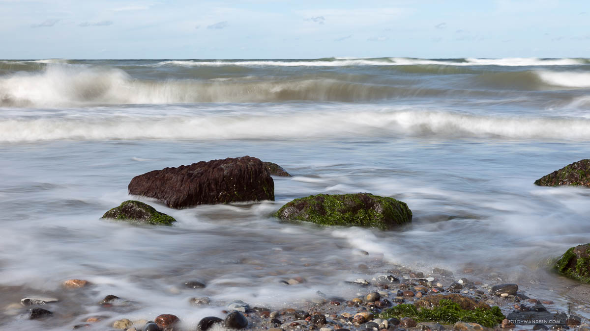 seagrass, stones & waves © Andreas Levi