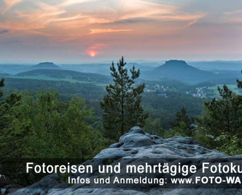 Fotoreisen und mehrtägige Fotokurse 2017 mit Foto-Wandern.com