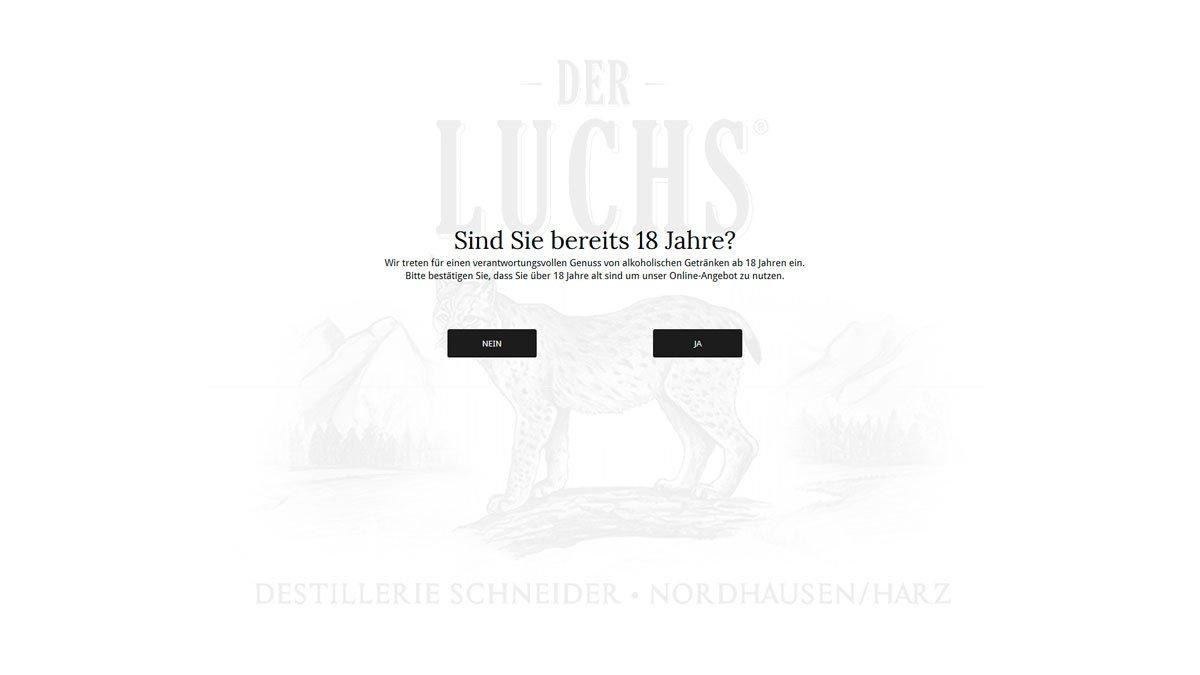 Destillerie Schneider -Der Luchs