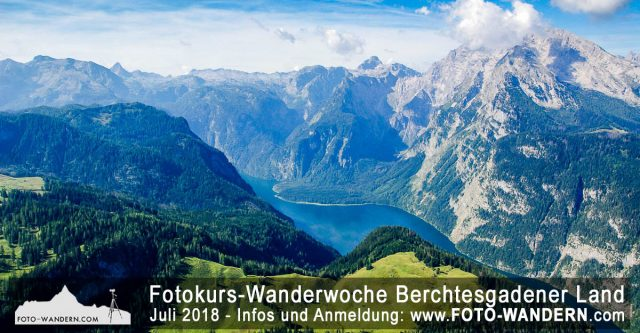 Fotokurs-Wanderwoche-Berchtesgadener-Land Juli 2018