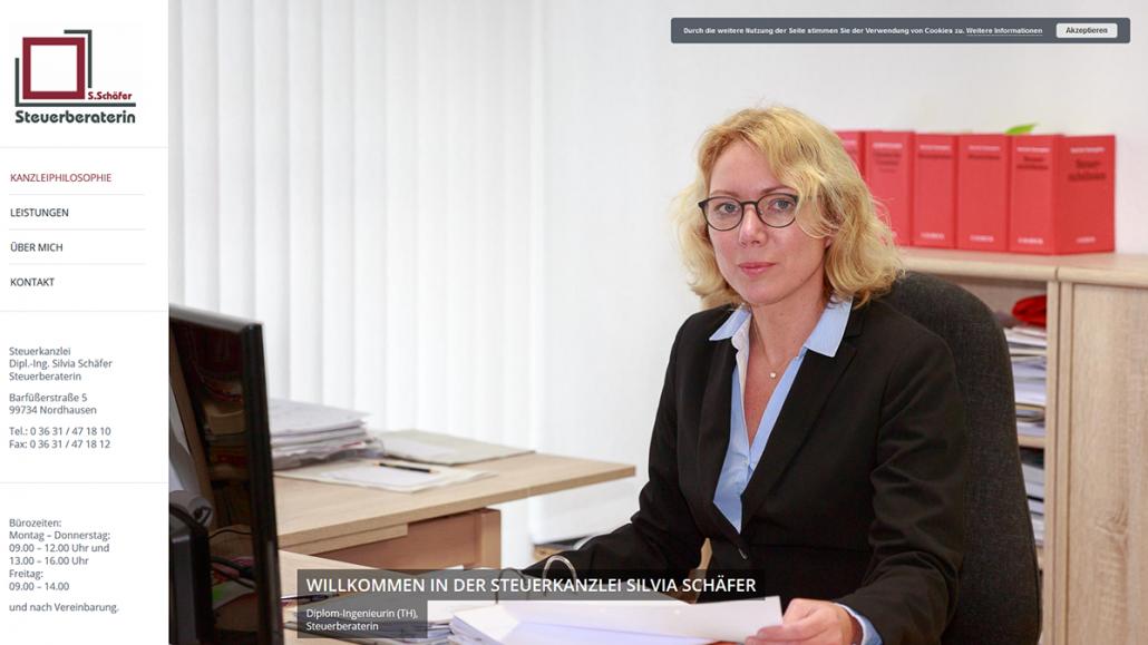 Steuerkanzlei Silvia Schäfer