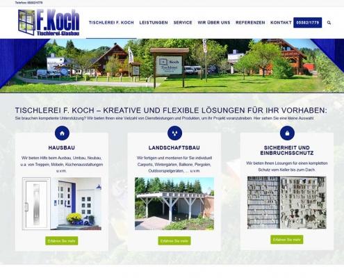 Website-Relaunch-für-Tischlerei-F.-Koch