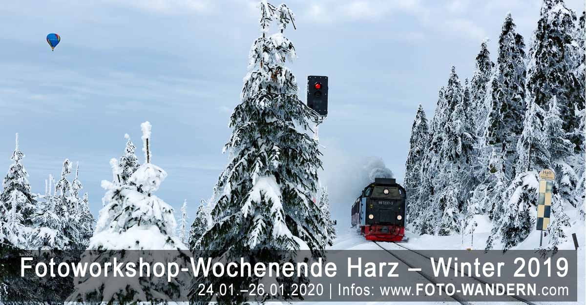 Fotoworkshop-Wochenende-Harz - Winter 2020
