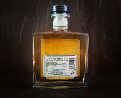 DER LUCHS Dry Gin -Fass Edition-