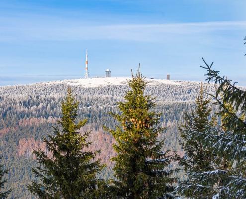 Fotokurse im Winter im Harz